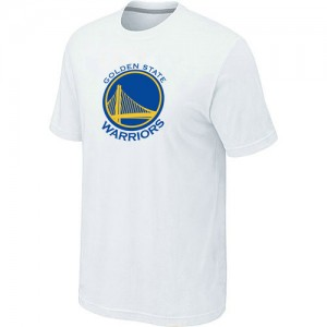 Tee-Shirt NBA Golden State Warriors Big & Tall Blanc - Homme