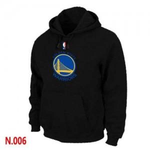 Sweat à capuche Noir Golden State Warriors - Homme