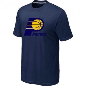Indiana Pacers Big & Tall Marine Tee-Shirt d'équipe de NBA pas cher - pour Homme