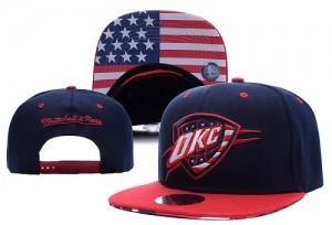Snapback Casquettes Oklahoma City Thunder NBA DW6VML68