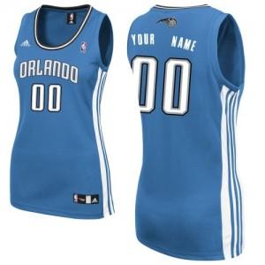 Orlando Magic Personnalisé Adidas Road Bleu royal Maillot d'équipe de NBA magasin d'usine - Swingman pour Femme