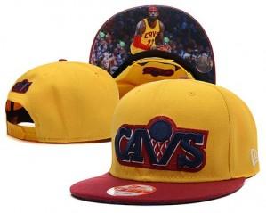 Cleveland Cavaliers 75NJVQMC Casquettes d'équipe de NBA