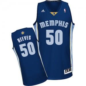 Maillot NBA Swingman Bryant Reeves #50 Memphis Grizzlies Road Bleu marin - Homme