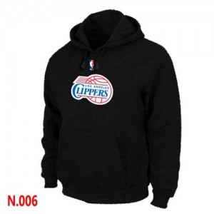 Sweat à capuche NBA Los Angeles Clippers Noir - Homme