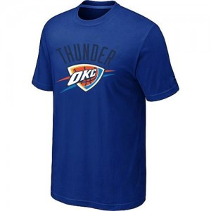 Tee-Shirt Bleu Big & Tall Oklahoma City Thunder - Homme