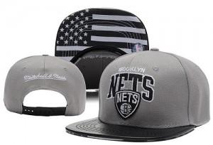 Brooklyn Nets A2CUKNX6 Casquettes d'équipe de NBA