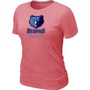 Tee-Shirt NBA Memphis Grizzlies Big & Tall Rose - Femme