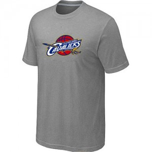Tee-Shirt NBA Cleveland Cavaliers Gris Big & Tall - Homme