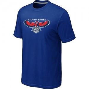 Tee-Shirt Bleu Big & Tall Atlanta Hawks - Homme
