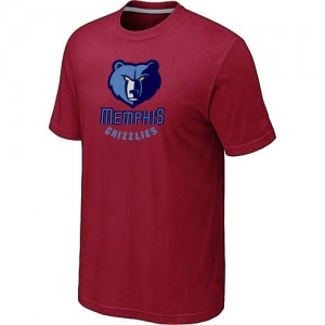 Tee-Shirt NBA Rouge Memphis Grizzlies Big & Tall Homme
