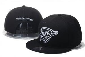 Oklahoma City Thunder ALW87QNJ Casquettes d'équipe de NBA Le meilleur cadeau