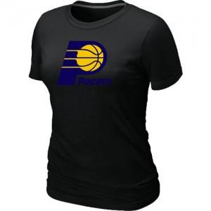 Tee-Shirt NBA Indiana Pacers Big & Tall Noir - Femme