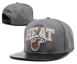 Snapback Casquettes Miami Heat NBA LVHNYPJG