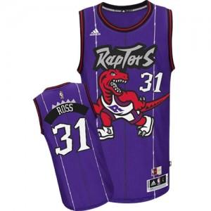 Toronto Raptors Terrence Ross #31 Hardwood Classics Authentic Maillot d'équipe de NBA - Violet pour Homme