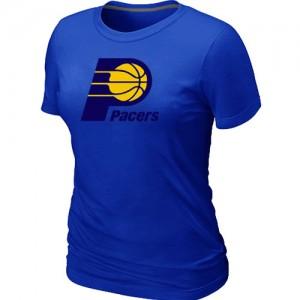Tee-Shirt NBA Bleu Indiana Pacers Big & Tall Femme
