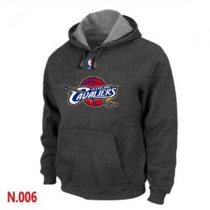 Cleveland Cavaliers Sweat à capuche d'équipe de NBA - Gris foncé pour Homme