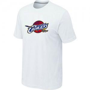 Cleveland Cavaliers Big & Tall Blanc Tee-Shirt d'équipe de NBA Promotions - pour Homme