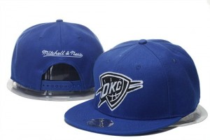 Snapback Casquettes Oklahoma City Thunder NBA URWQPLKF
