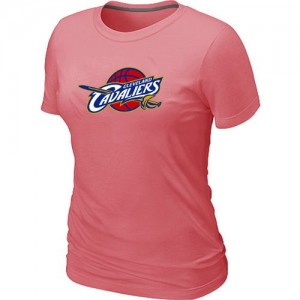 Tee-Shirt Rose Big & Tall Cleveland Cavaliers - Femme