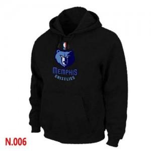 Memphis Grizzlies Noir Sweat à capuche d'équipe de NBA sortie magasin - pour Homme