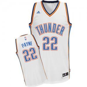 Maillot Swingman Oklahoma City Thunder NBA Home Blanc - #22 Cameron Payne - Homme