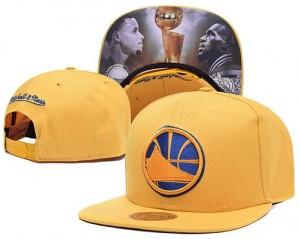 Golden State Warriors RMK6JCWX Casquettes d'équipe de NBA sortie magasin