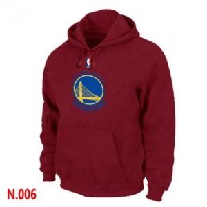 Sweat à capuche NBA Golden State Warriors Rouge - Homme