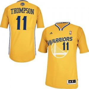 Golden State Warriors Klay Thompson #11 Alternate Swingman Maillot d'équipe de NBA - Or pour Femme