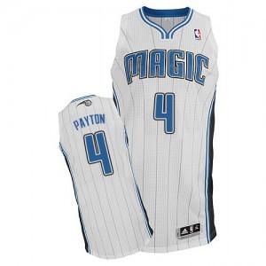 Orlando Magic #4 Adidas Home Blanc Authentic Maillot d'équipe de NBA en vente en ligne - Elfrid Payton pour Homme