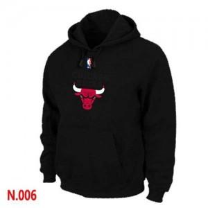 Chicago Bulls Rouge Sweat à capuche d'équipe de NBA sortie magasin - pour Homme