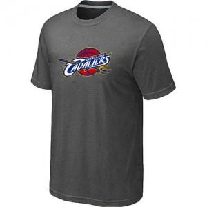 Tee-Shirt NBA Cleveland Cavaliers Big & Tall Gris foncé - Homme