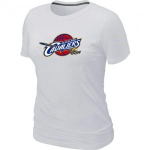 Cleveland Cavaliers Big & Tall Blanc Tee-Shirt d'équipe de NBA vente en ligne - pour Femme