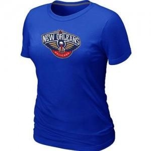 Tee-Shirt NBA New Orleans Pelicans Bleu Big & Tall - Femme