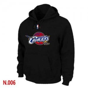 Cleveland Cavaliers Noir Sweat à capuche d'équipe de NBA Prix d'usine - pour Homme