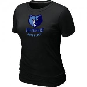 Tee-Shirt NBA Memphis Grizzlies Big & Tall Noir - Femme