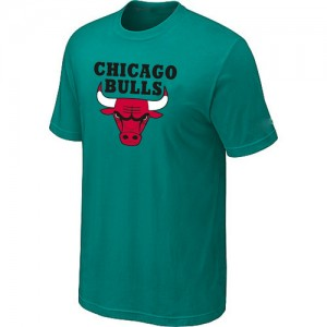 Tee-Shirt NBA Chicago Bulls Big & Tall Vert - Homme