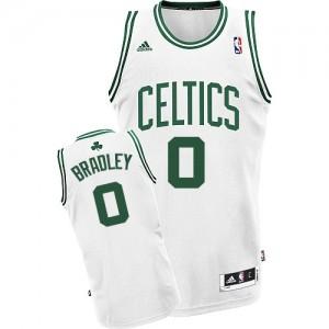 Boston Celtics Avery Bradley #0 Home Swingman Maillot d'équipe de NBA - Blanc pour Homme