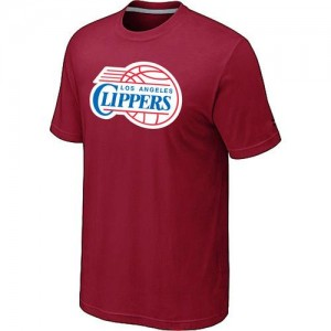 Los Angeles Clippers Big & Tall Rouge Tee-Shirt d'équipe de NBA vente en ligne - pour Homme