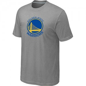Tee-Shirt NBA Golden State Warriors Gris Big & Tall - Homme