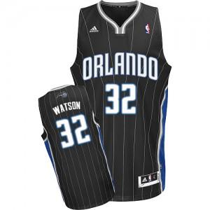 Maillot Swingman Orlando Magic NBA Alternate Noir - #32 C.J. Watson - Homme