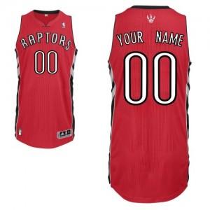 Toronto Raptors Personnalisé Adidas Road Rouge Maillot d'équipe de NBA vente en ligne - Authentic pour Enfants