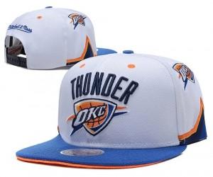 Oklahoma City Thunder 33CFY5PH Casquettes d'équipe de NBA