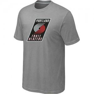 Tee-Shirt NBA Gris Portland Trail Blazers Big & Tall Homme