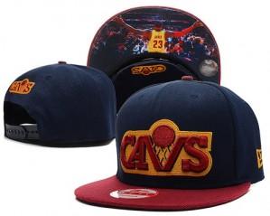 Cleveland Cavaliers PQFG3C5E Casquettes d'équipe de NBA Discount