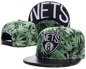 Brooklyn Nets TK3QLM68 Casquettes d'équipe de NBA