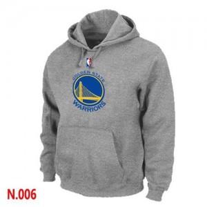 Golden State Warriors Sweat à capuche d'équipe de NBA - Gris pour Homme