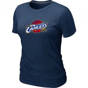 Tee-Shirt Marine Big & Tall Cleveland Cavaliers - Femme