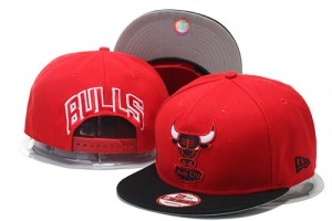 Chicago Bulls G83N2E48 Casquettes d'équipe de NBA pas cher