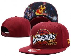 Cleveland Cavaliers 7NJAL3N5 Casquettes d'équipe de NBA sortie magasin