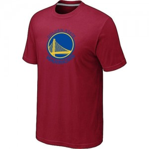 Tee-Shirt Rouge Big & Tall Golden State Warriors - Homme